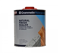 Natural Finish Sealer